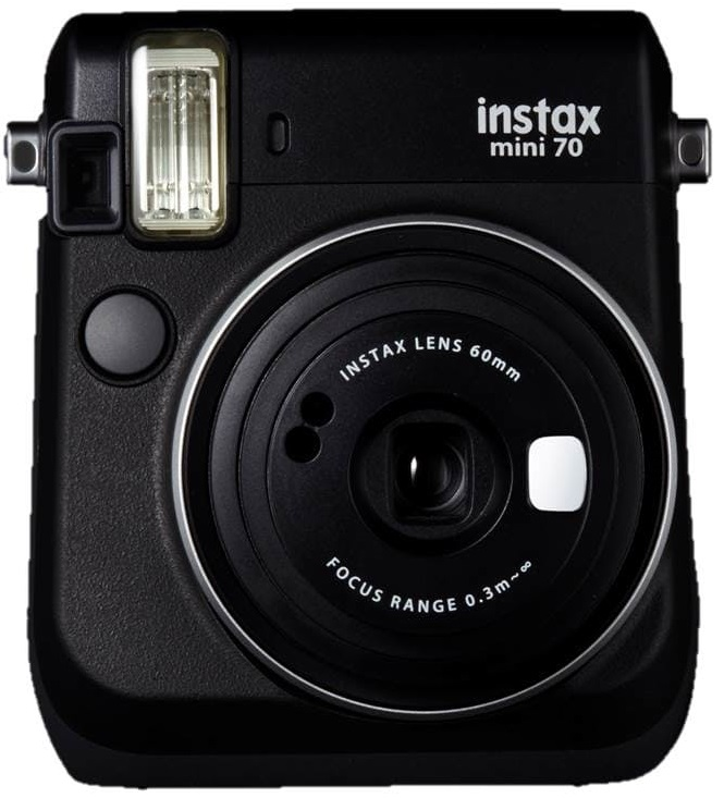Fujifilm Instax MINI 70 - ���������� ���������� ������ (Black) Instax MINI 70 Black