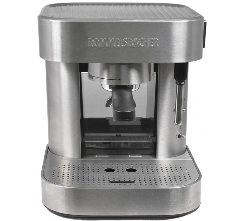 Rommelsbacher EKS 1500 - капельная кофеварка (Silver)