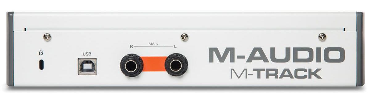 M-Audio MTrack II (MCI52729)