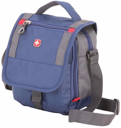 Wenger 1092343003 - сумка-планшет (Blue/Grey)