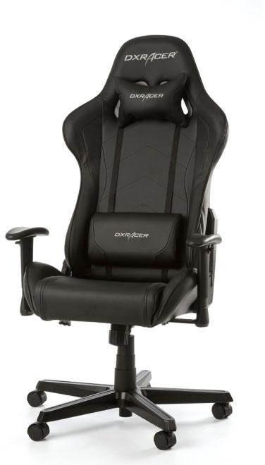 DXRacer OH/FL08/N - компьютерное кресло (Black)