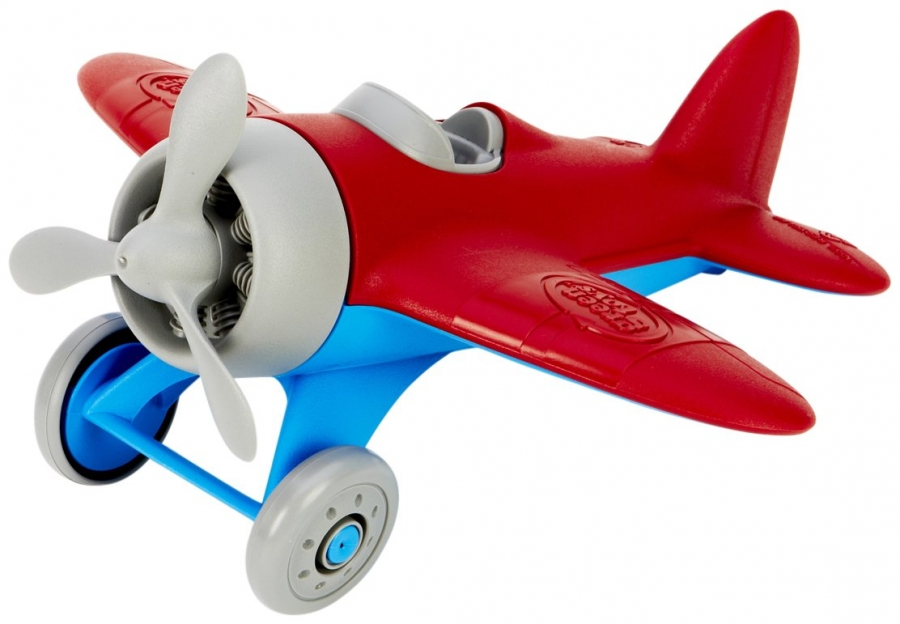 Green Toys 70912 - самолет (Red) от iCover
