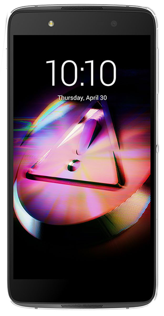 Купить Смартфон Alcatel OneTouch Idol 4 6055K (Black/Grey)