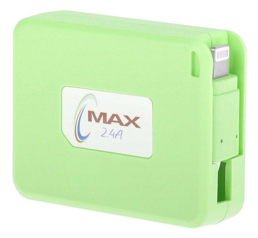 Max USB for Lightning 2.4A нд