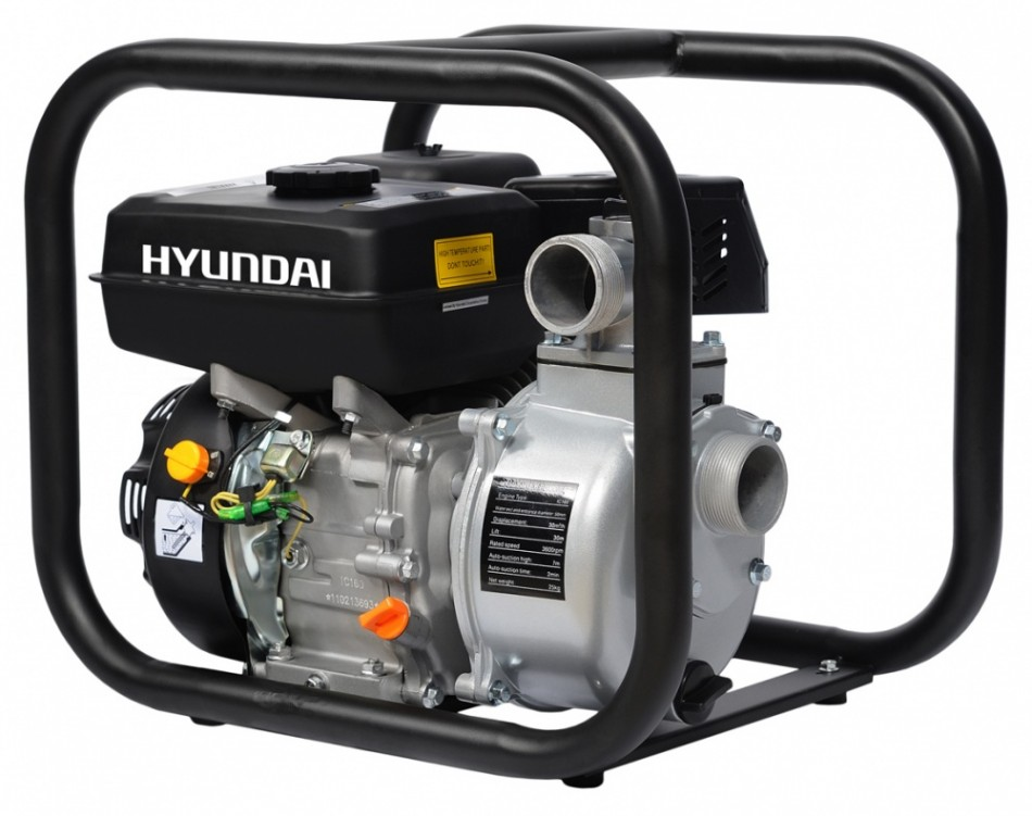 Hyundai HY 50 - бензиновая мотопомпа