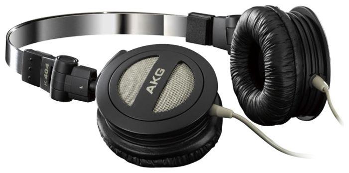 AKG K404 - накладные наушники (Black) наушники akg k 240 mk ii