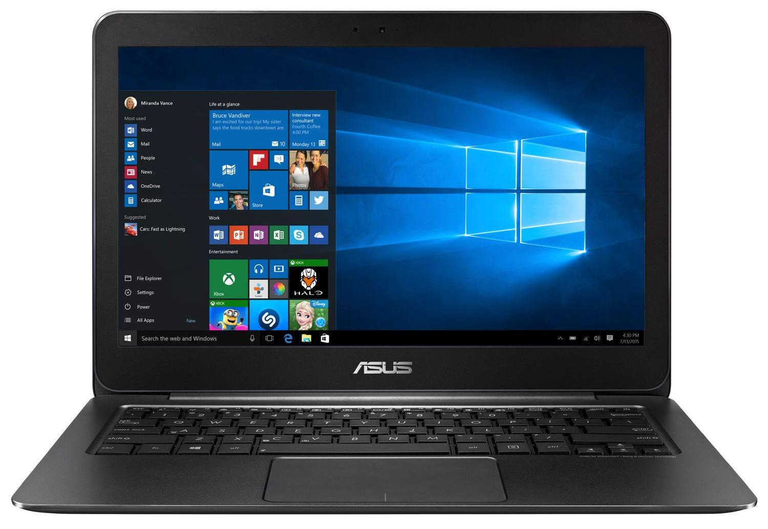 "Ноутбук Asus X553SA-XX102T 15,6"", Intel Celeron N3050 1.6Ghz, 2Gb, 500Tb HDD (90NB0AC1-M01470) Black"