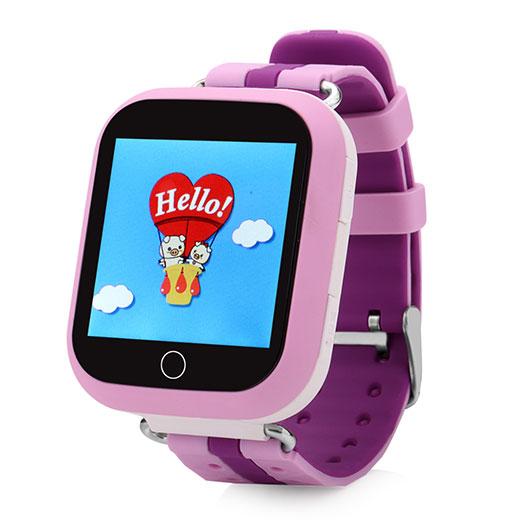 Кнопка Жизни J118 (9180128) - часы-телефон с GPS (Pink)