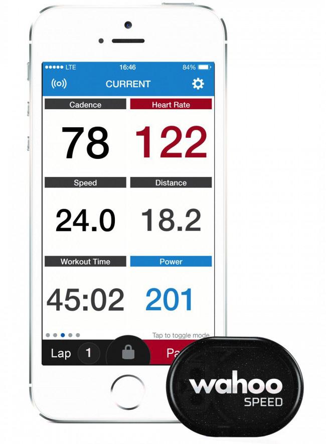 Датчик скорости Wahoo RPM Speed Sensor (WFRPMSPD) для велосипеда