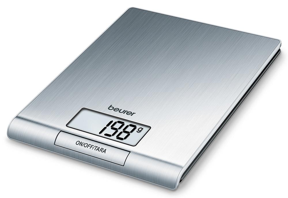 Beurer KS42 - кухонные весы (Silver)