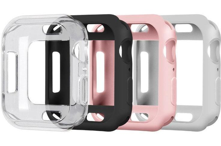 Чехол COTEetCI (CS7050-TT) для Apple Watch Series 4 44mm (Transparent)