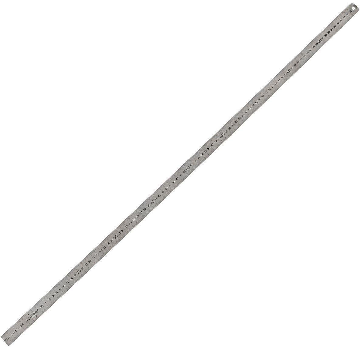 Stanley 1-35-558 - стальная линейка 100 см