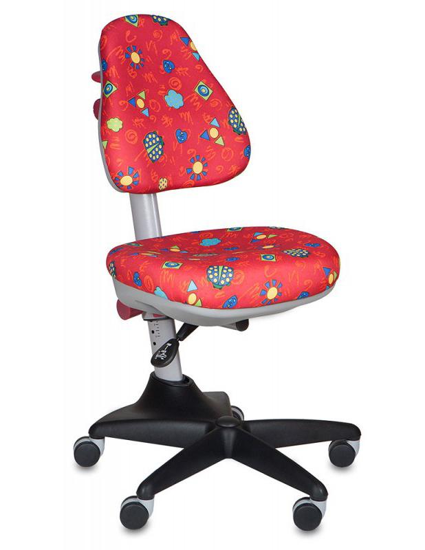 Бюрократ KD-2 R/LB-Red - детское кресло (Red)Мебель для учебы<br>Детское кресло<br>