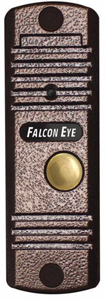 Falcon Eye FE-305C - накладная видеопанель (Copper) falcon eye fe ve03 видеоглазок bronze