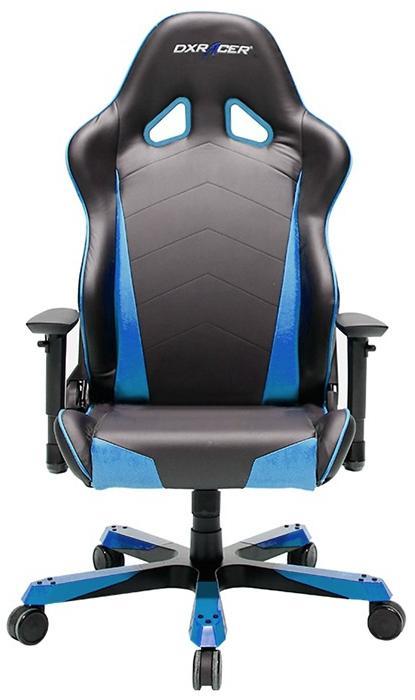 DXRacer Tank OH/TB29/NB - компьютерное игровое кресло (Blue)