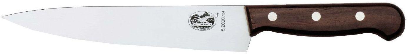 Victorinox 5.2000.19 - нож разделочный, лезвие 19 см (Brown) 22 см