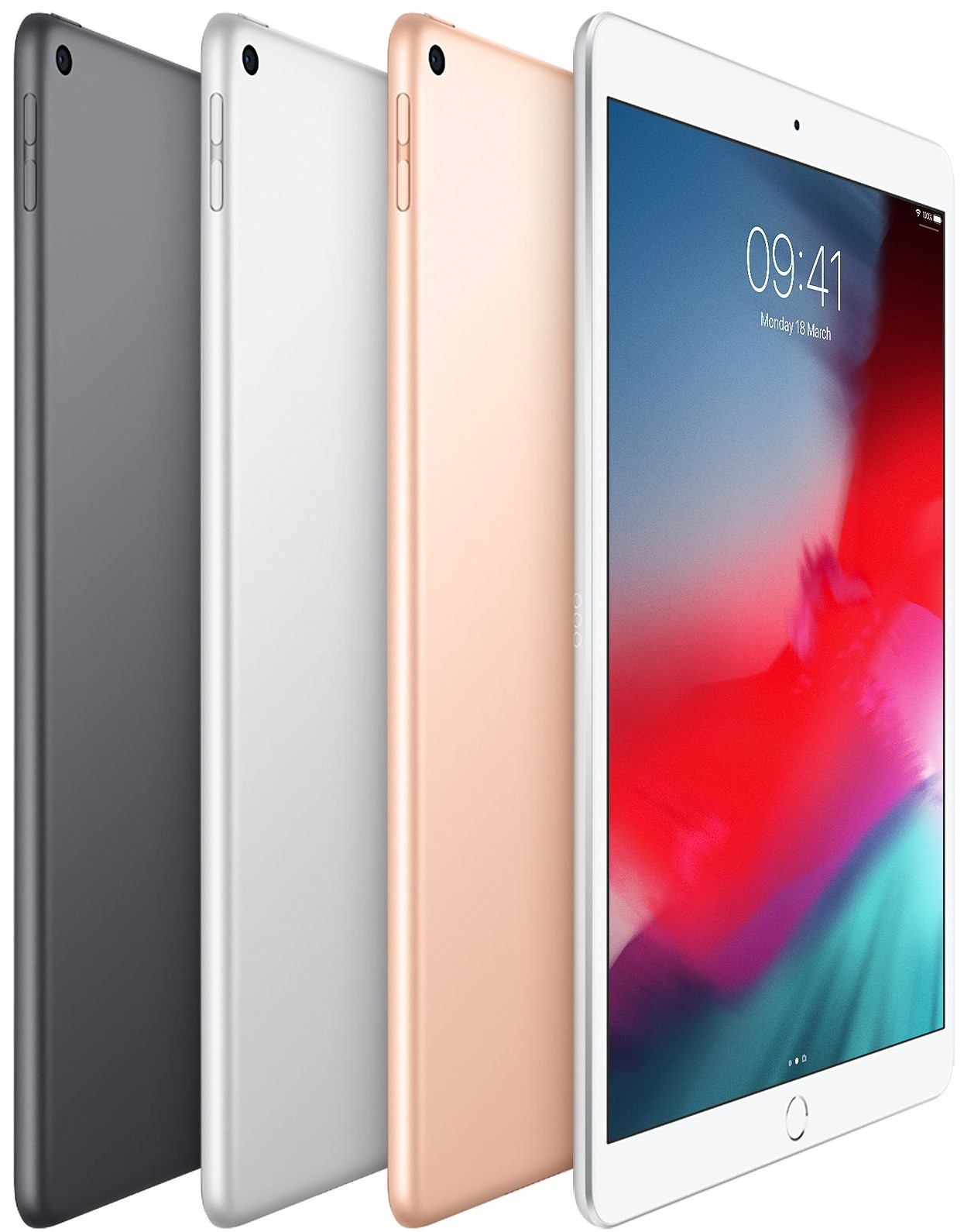 Планшет Apple iPad Air 10.5 Wi-Fi 64Gb MUUK2RU/A (2019) Silver