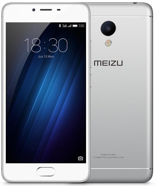 Смартфон Meizu M3S Mini 32GB LTE (Silver)Телефоны на Android<br>Смартфон<br>
