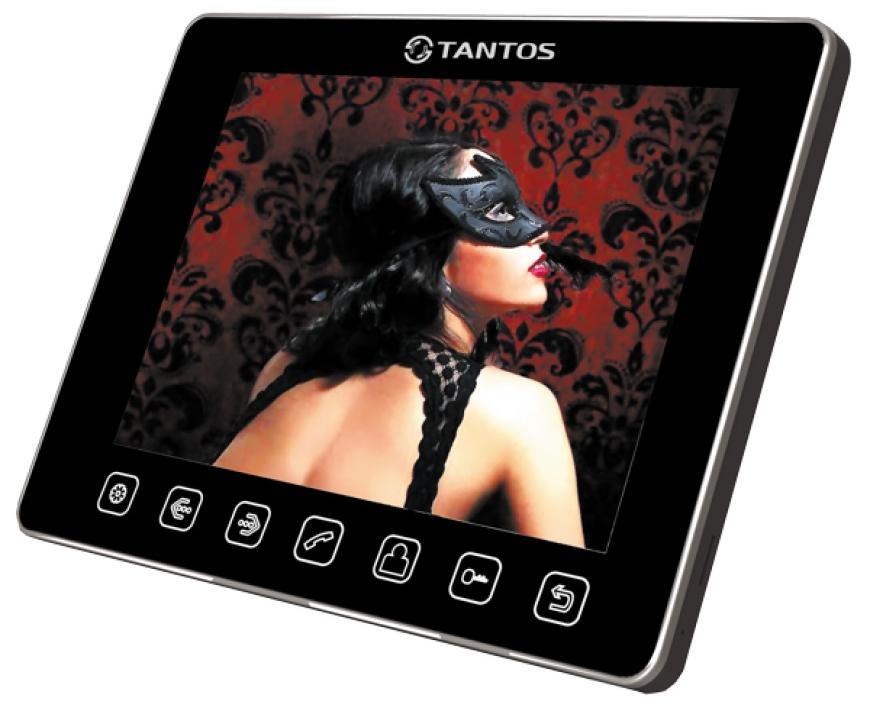 Tantos Tango - видеодомофон (Black)