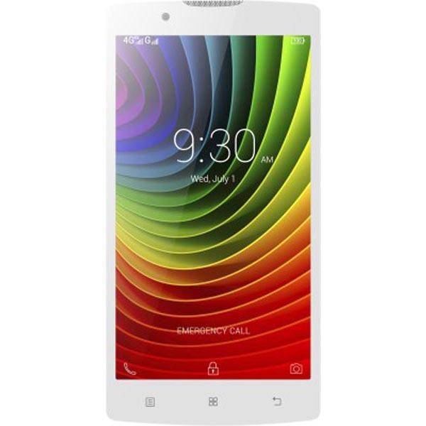 Lenovo A2010 8Gb LTE Lenovo Vibe Shot 32Gb LTE Dual Sim (PA1J0006RU) - смартфон (White)Телефоны на Android<br>Смартфон<br>