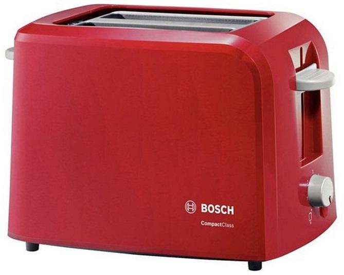 Bosch CompactClass TAT 3A014 - тостер (Red)