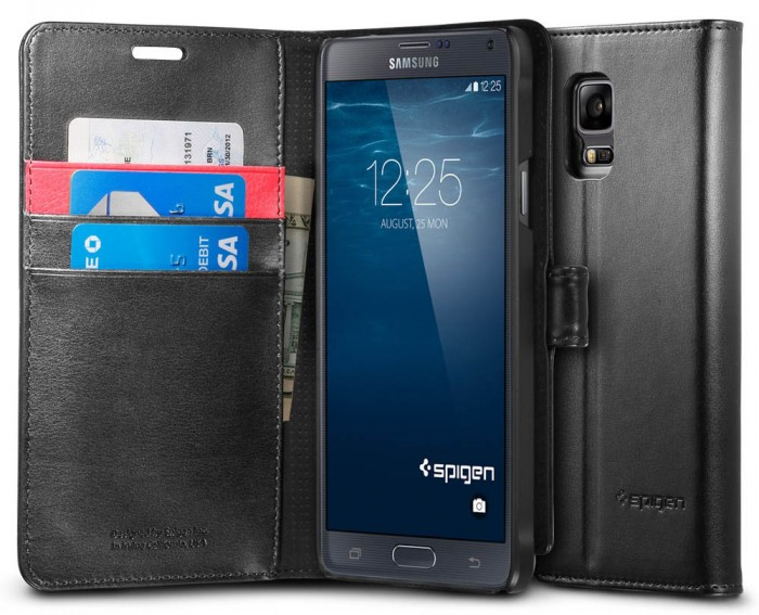 Galaxy Note 4 Case Wallet S