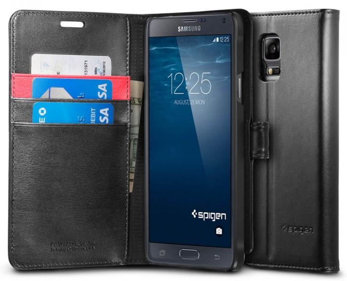 Galaxy Note 4 Case Wallet S