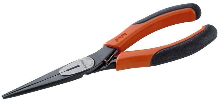 Bahco 2430 G-200 - плоскогубцы с удлиненными губками 200 мм bahco 2430 g 200 плоскогубцы с удлиненными губками 200 мм