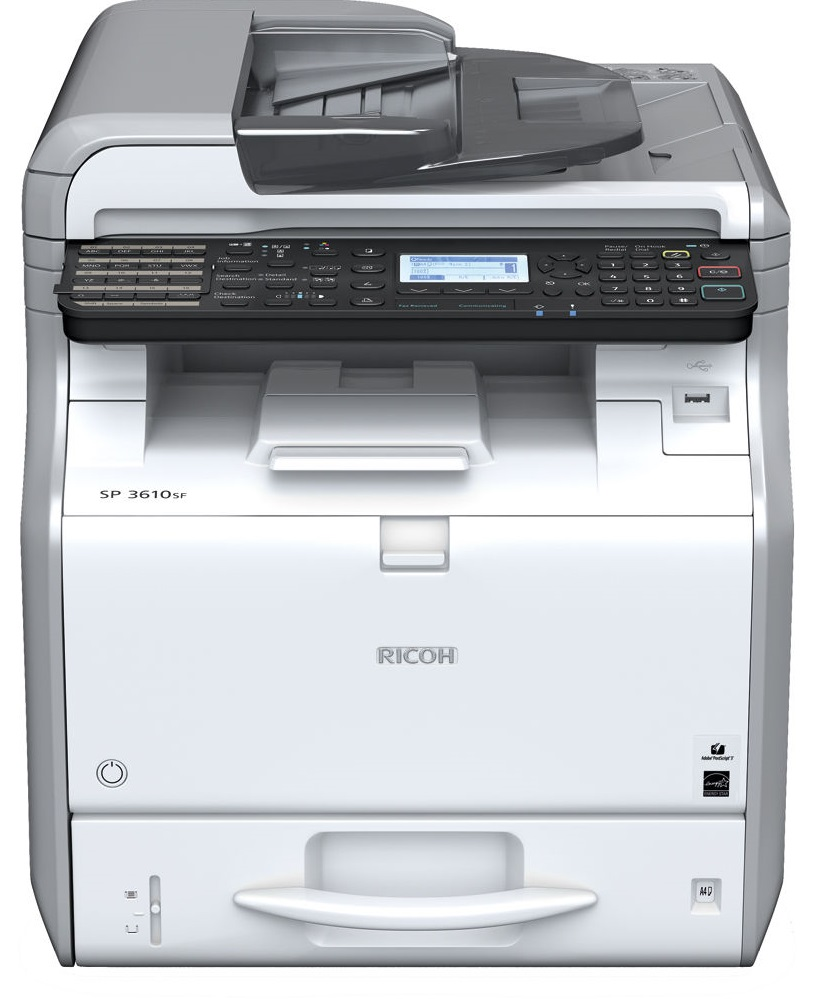 Ricoh SP 3610SF - лазерное МФУ