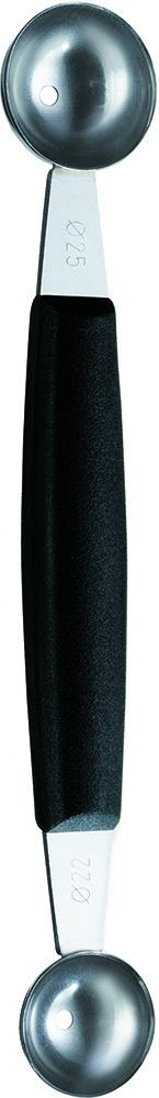 Victorinox 7.6163 - нож для картофельных шариков (Black) 07.63