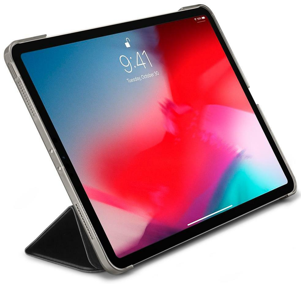 Чехол Spigen Smart Fold (067CS25709) для iPad Pro 11'' (Black)