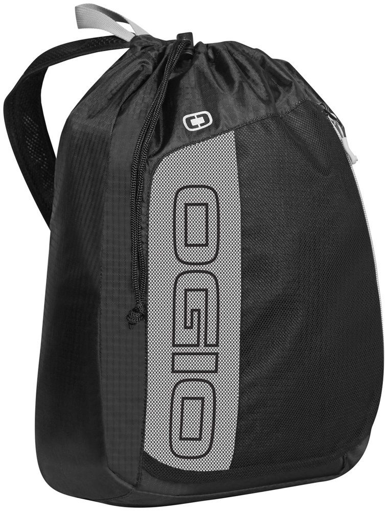 Ogio String Sling Pack FW16 (112045.03) - рюкзак (Black/Silver)