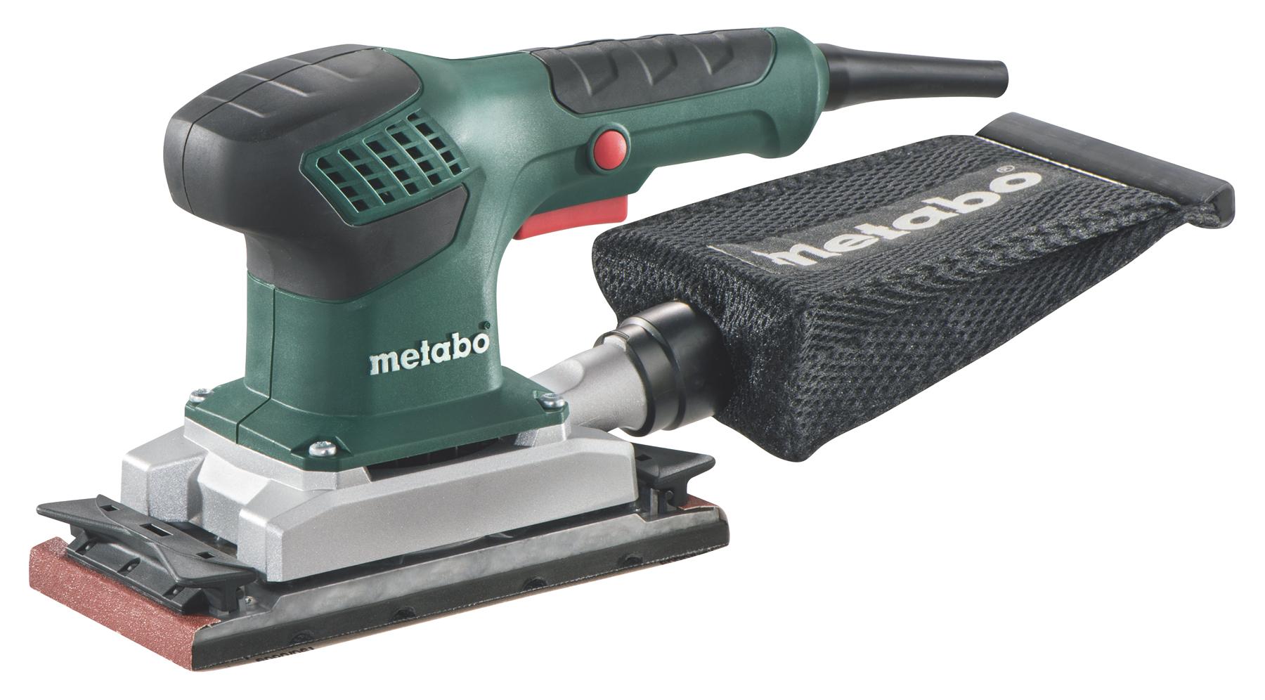 Metabo SR 2185 (600441500) - плоскошлифовальная машина (Green)