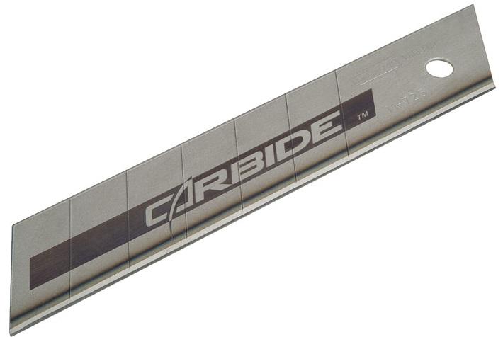Stanley (0-11-825) - лезвие с отламывающимися сегментами для ножа Carbide 25 мм