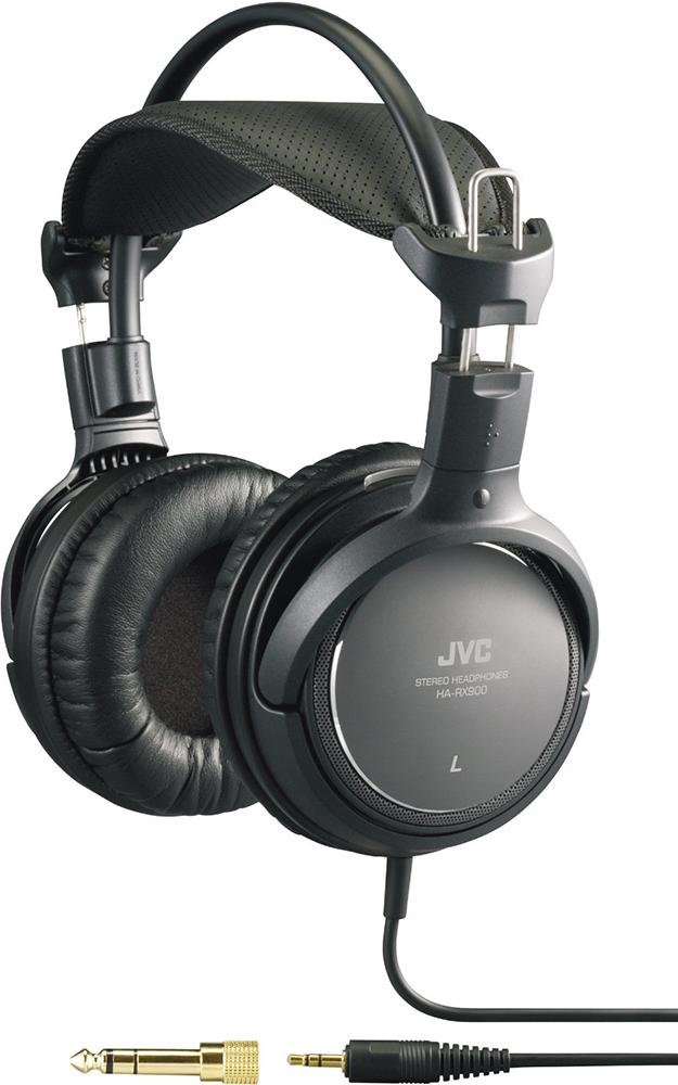JVC HA-RX900 - полноразмерные наушники (Black)
