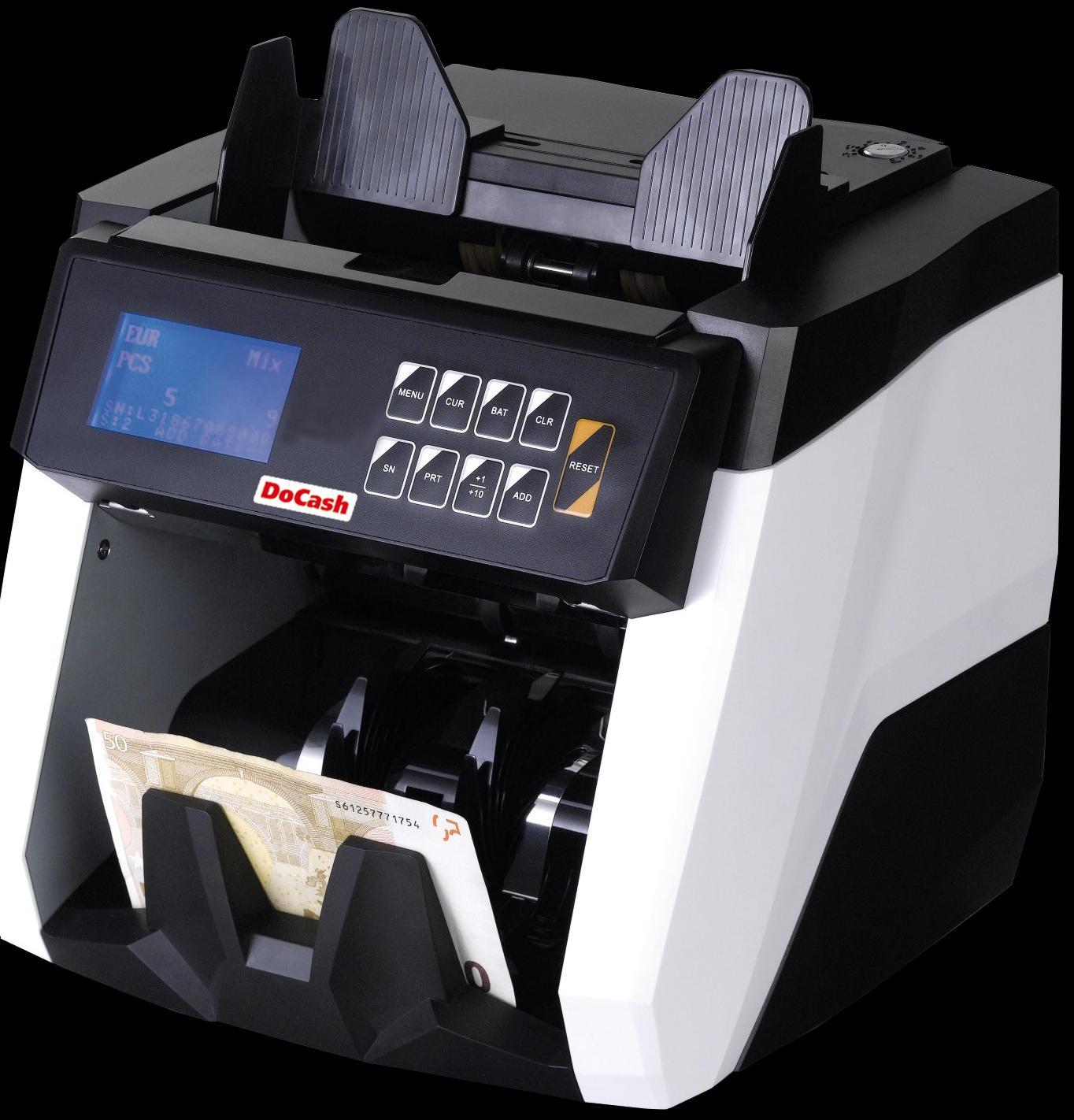 DoCash 3300 Value (9659) - счетчик банкнот с детекцией (Black/White)