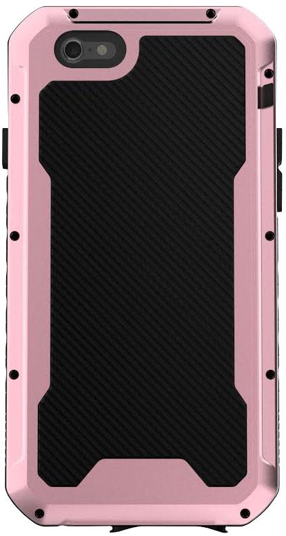 Amira Phone Extreme - влагозащитный чехол для iPhone 6/6S (Pink)Водонепроницаемые чехлы для смартфонов<br>Влагозащитный чехол<br>