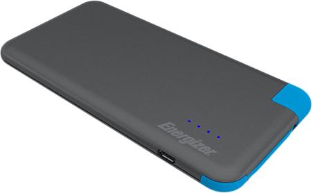 Energizer UE4001M 4000 mAh - внешний аккумулятор (Grey/Blue)