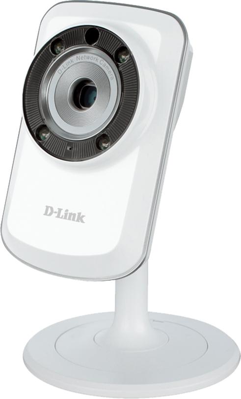 D-Link DCS-933L - беспроводная IP-видеокамера (White) d link ip stb dib 120 купить