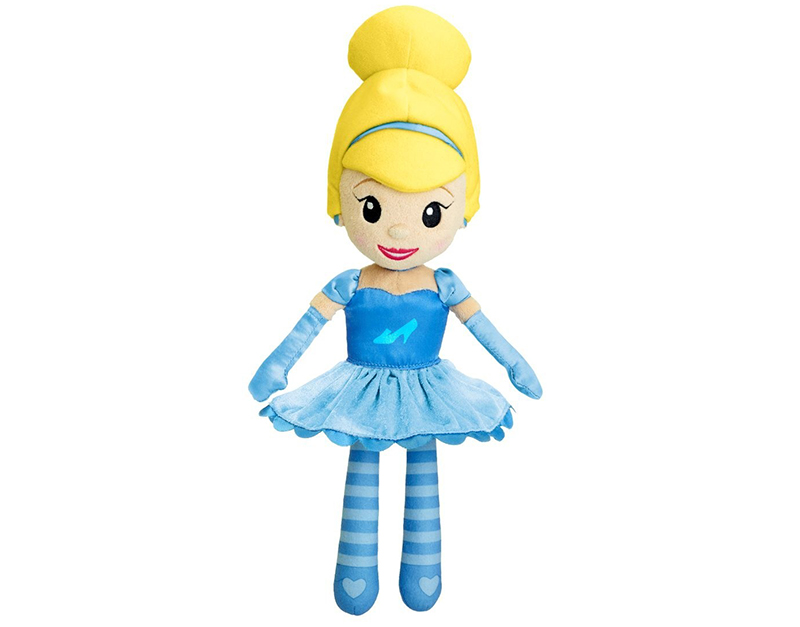 Chicco Золушка (10CO1162) - мягкая игрушка мягкая игрушка