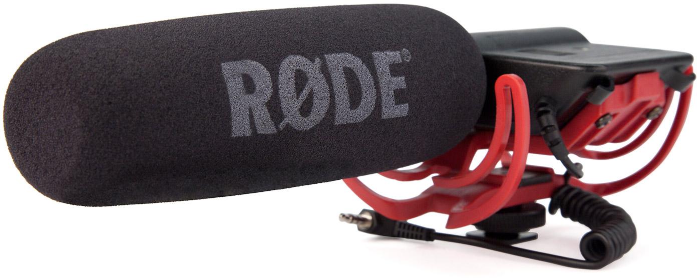 Микрофон Rode VideoMic Rycote (Black)