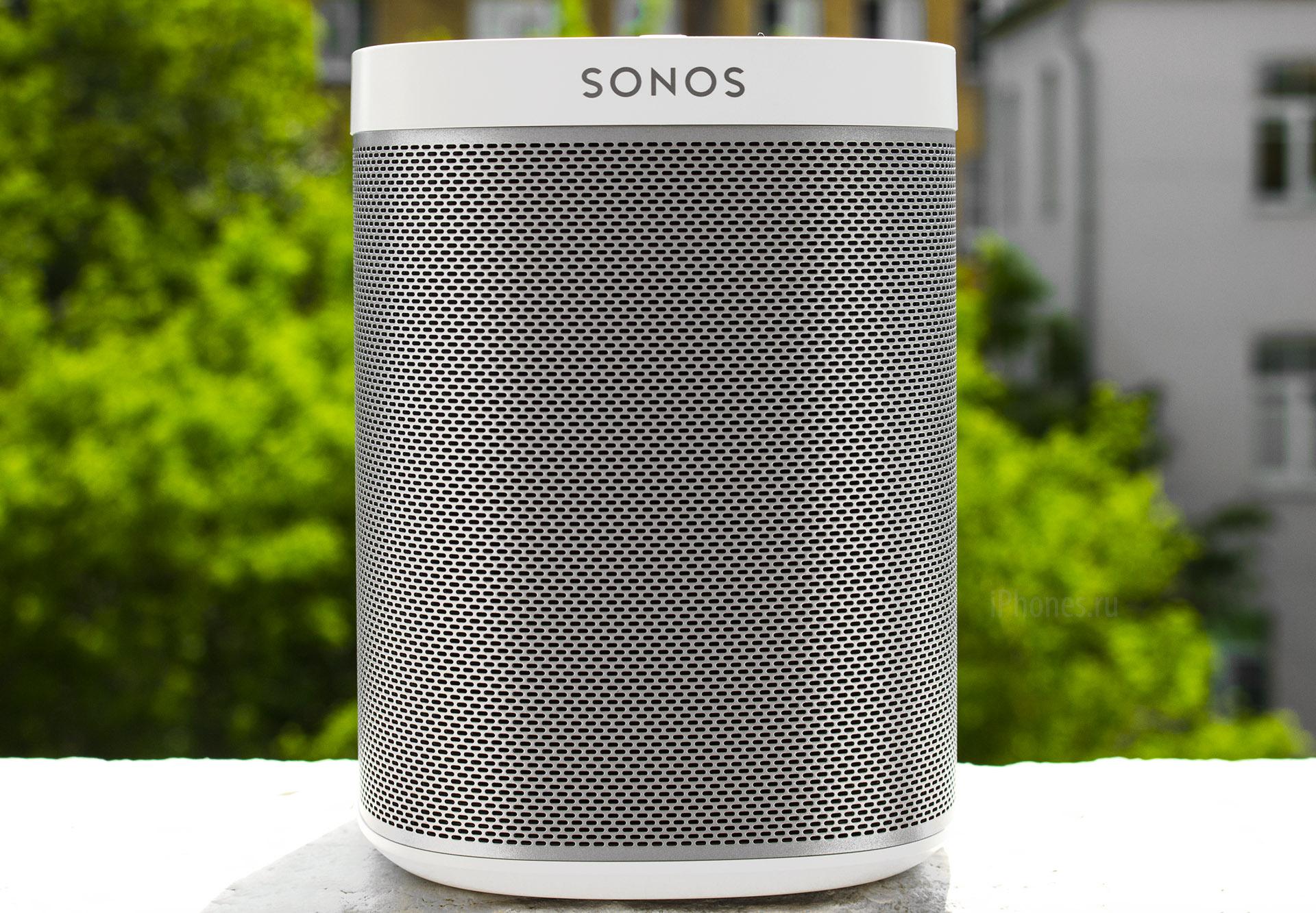 Sonos PLAY:1 White + Sonos Boost