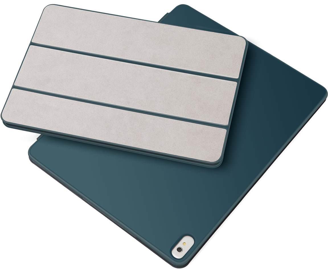 Комплект Baseus Simplism Case + Tempered Glass для iPad Pro 12.9 2018 (Blue)