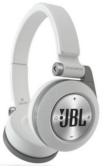 Synchros гарнитура jbl synchros e10 white