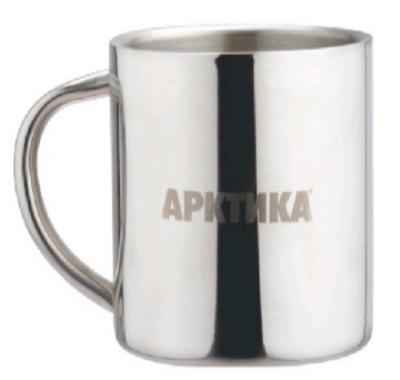 Арктика 801-400 0.4 л - термокружка (Silver) термокружка 0 5 л арктика с ручкой в коже 406 500 зелёный