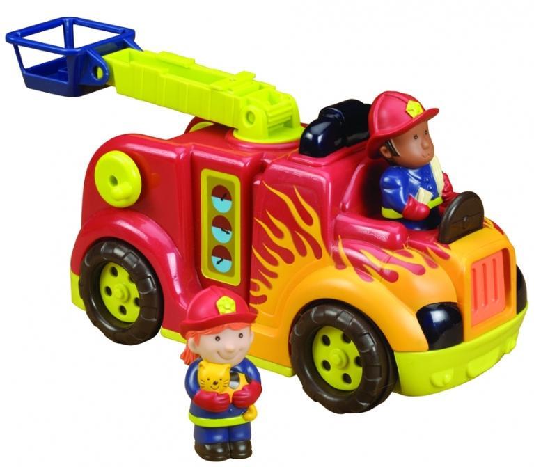 B. Dot 68639 - пожарная машина с подъемником от iCover