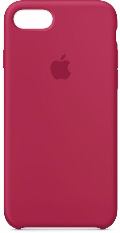 Чехол Apple Silicone Case для iPhone 7/8 MQGT2ZM/A (Rose Red)