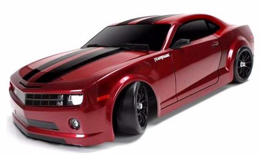 Team Magic E4D Chevrolet Camaro 1:10 - радиоуправляемый автомобиль (Red)