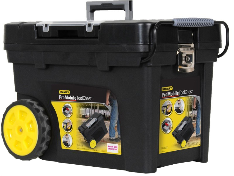 Stanley Mobile Contractor Chest 1-97-503