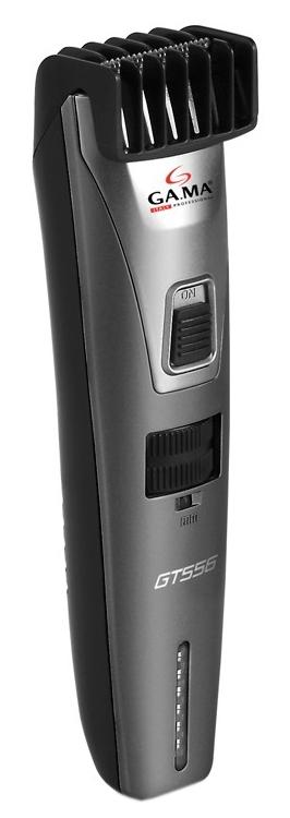 GA.MA GT 556 - машинка для стрижки волос (Silver/Black)Машинки для стрижки волос<br>Машинка для стрижки волос<br>